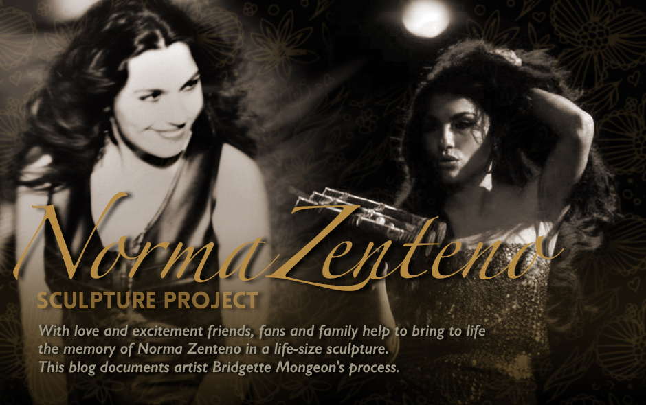 Norma Zenteno Sculpture Project