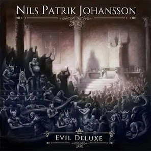 Johansson, Nils Patrik Evil Deluxe (Metalville December 31, 2018)