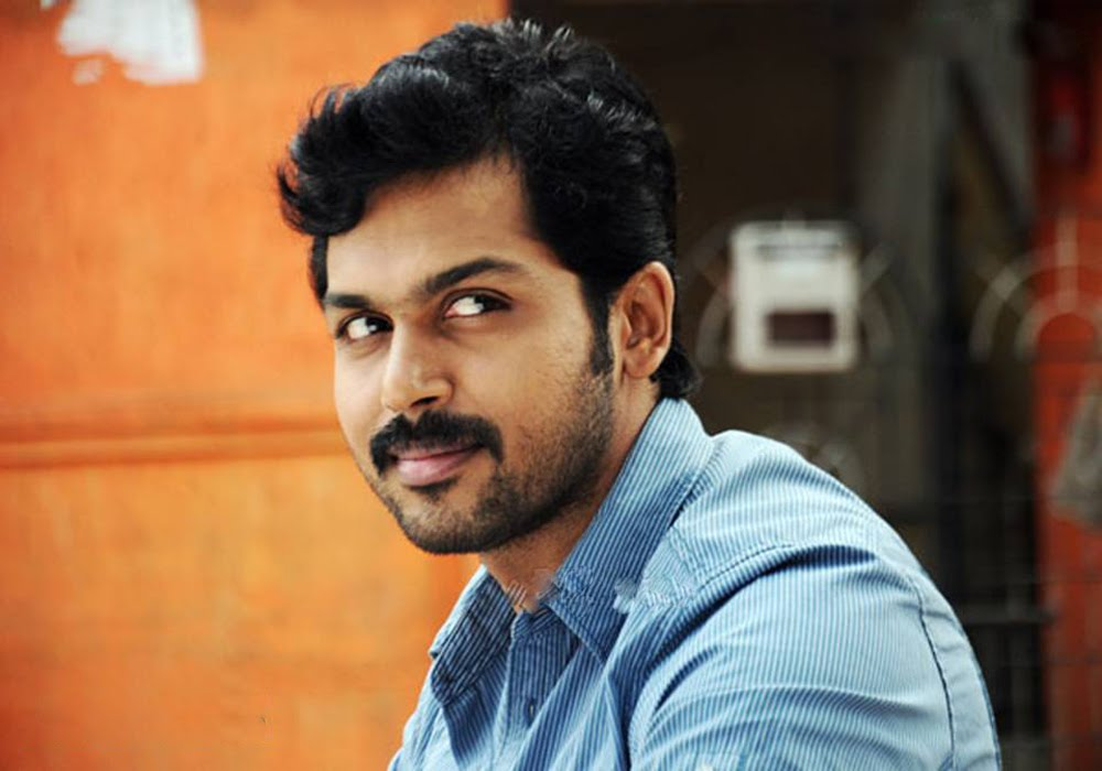 Karthi Sivakumar has spilled the beans on his much awaited film 39Saguni 39
