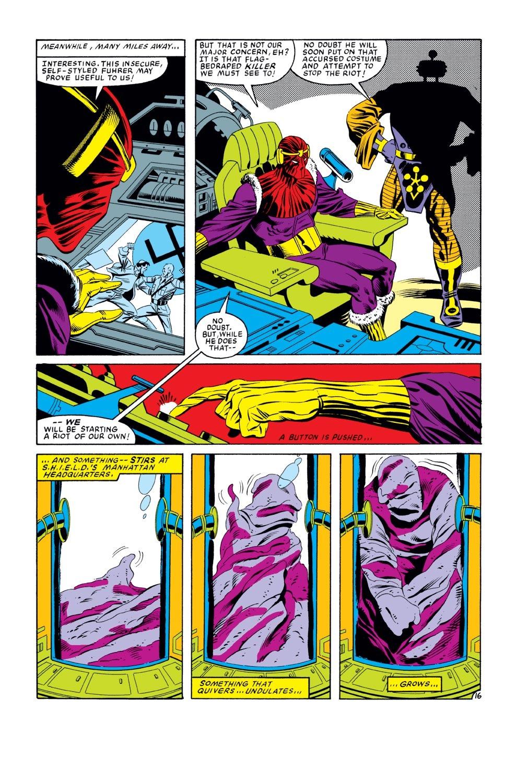Captain America (1968) Issue #275 #191 - English 17