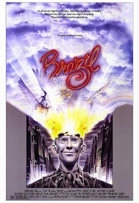 Brazil 1985 poster