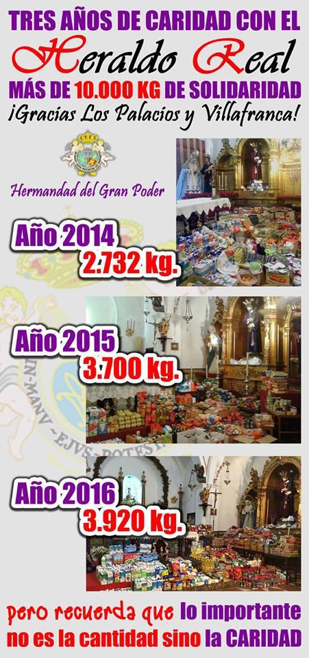 Heraldo Real 2014-2016