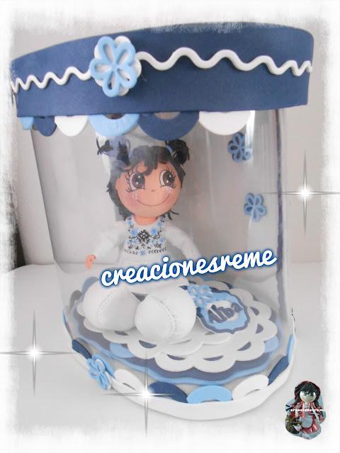 #fofucha#creacionesreme#personalizadas#foami#bebe#fofucha #caja#cajafofucha#lamejorfofucha#lamejorfofuchera