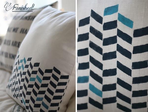 baskılı yastık yapımı