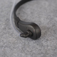 Handsfree Headset ThroatMic Touring HT Motorola 2 Jek