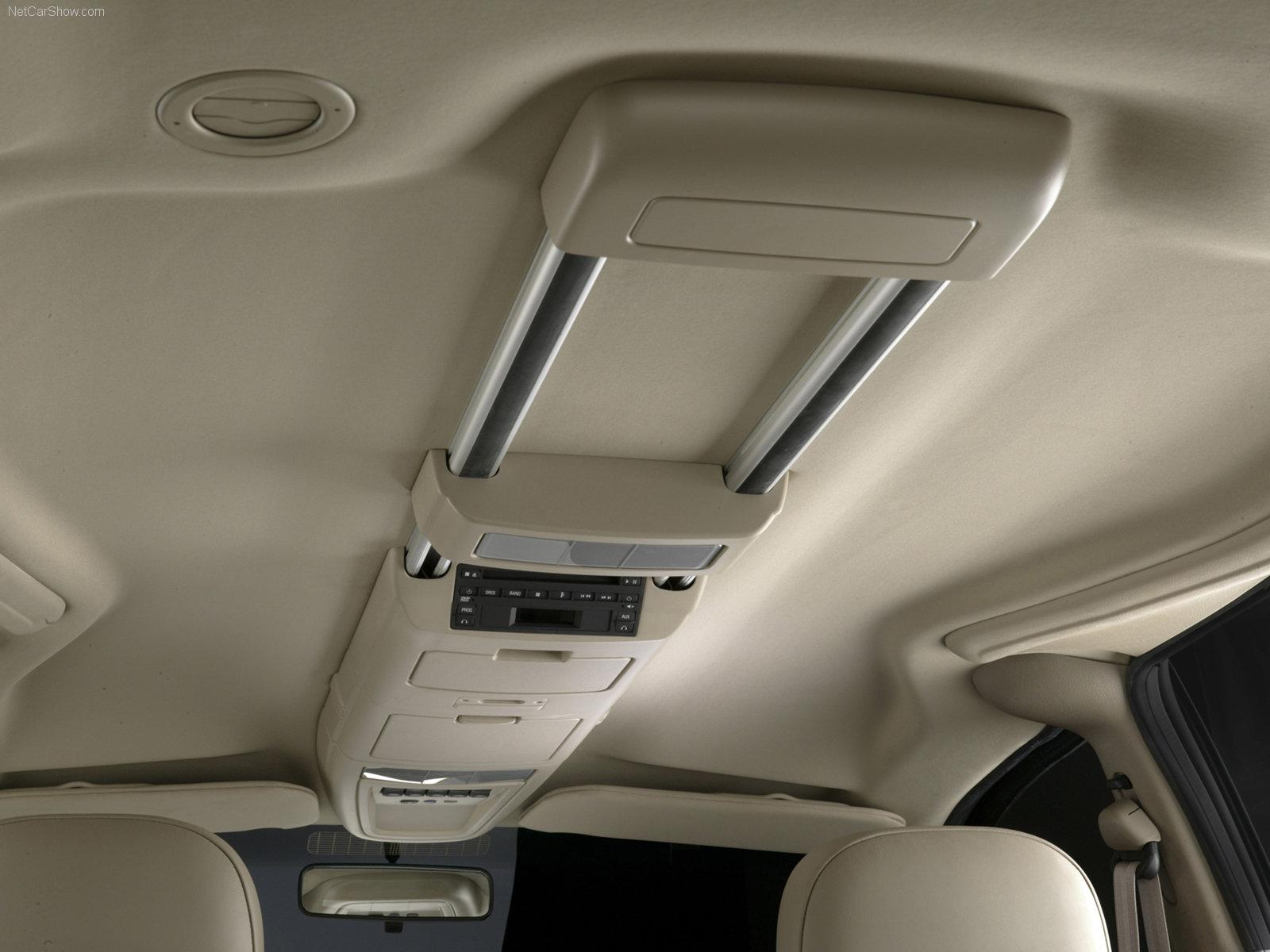 Hình ảnh xe ô tô Saturn Relay 2005 & nội ngoại thất