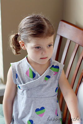 sew shirt for girl
