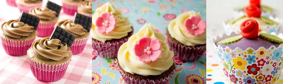 Cupcakes, ¿moda, pasión o tan solo magdalenas tuneadas? | Tiritinyam