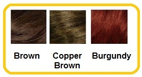 Herbins Natural Hair Colors Shades
