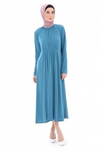 Koleksi Desain Busana Muslim Lebaran Untuk Remaja Muslimah Kumpulan Model Baju Muslim Terbaik
