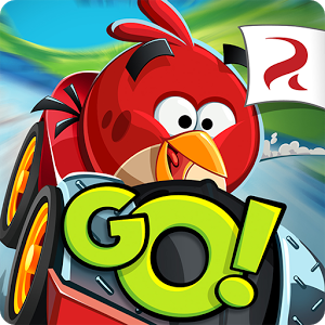 Download Angry Birds Go! Apk v1.3.2 Mod [Unlimited Gold]