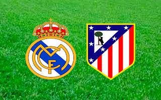 Atletico y Real Madrid Liga Española 2013