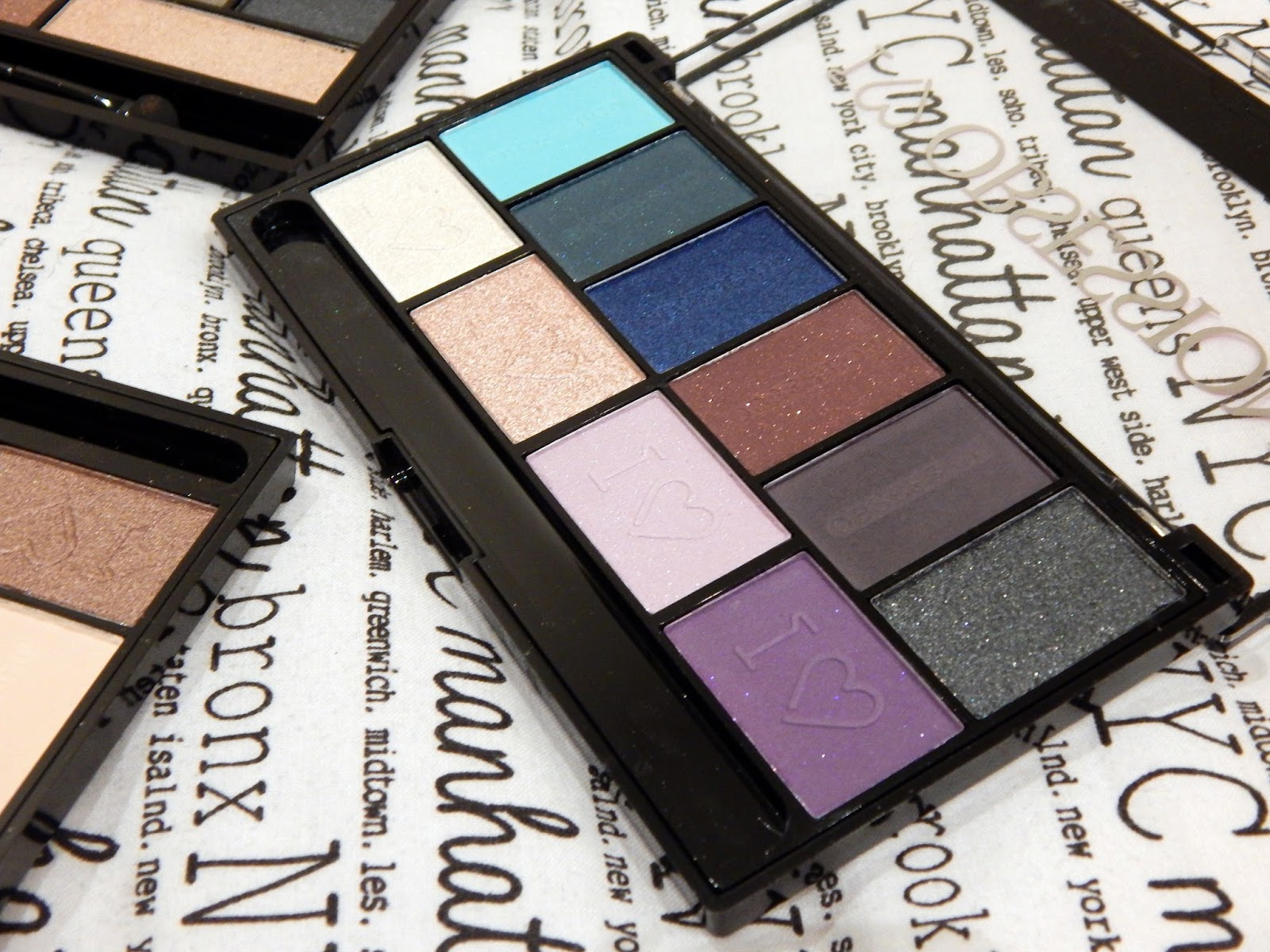 I Heart Makeup I Heart Obsession palette -Wild is the wind - £3.99