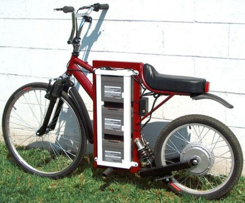 Electric Bike For New Generation Auto Parts And Accessories