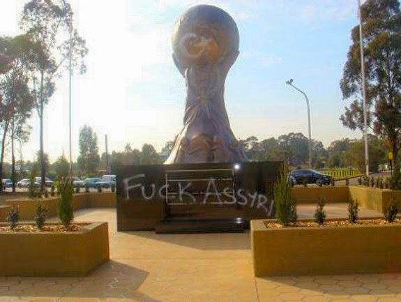 Genocido assiro da parte dei turchi