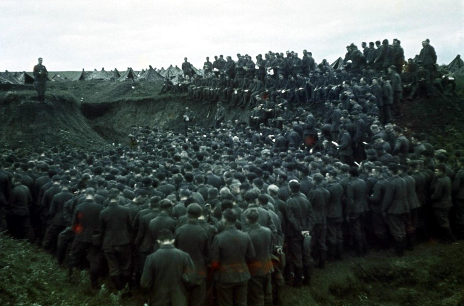 Battle Of Stalingrad Color