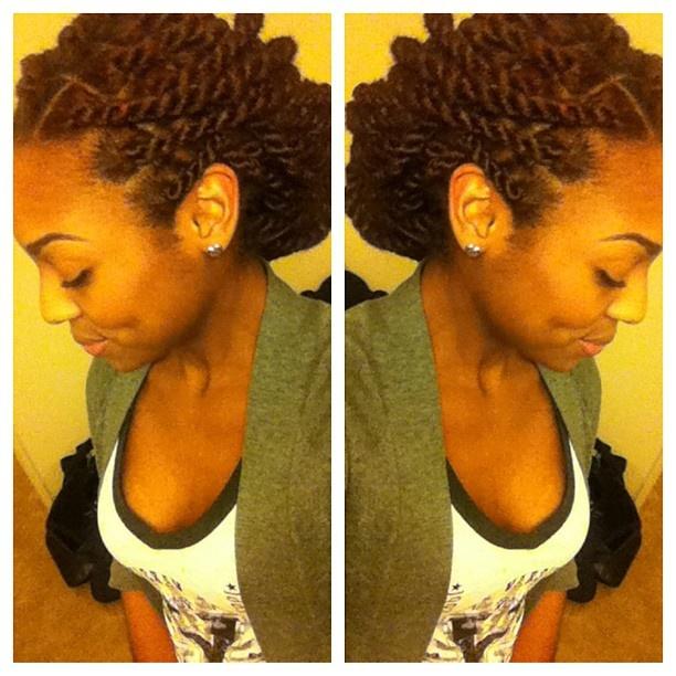 Hair Lusting // Chunky Marley Twists and Havana Twists