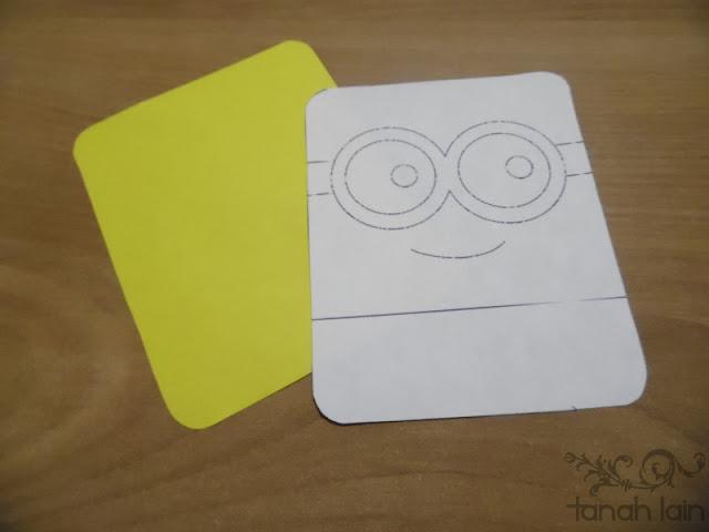Invitación Minion: DIY e imprimible