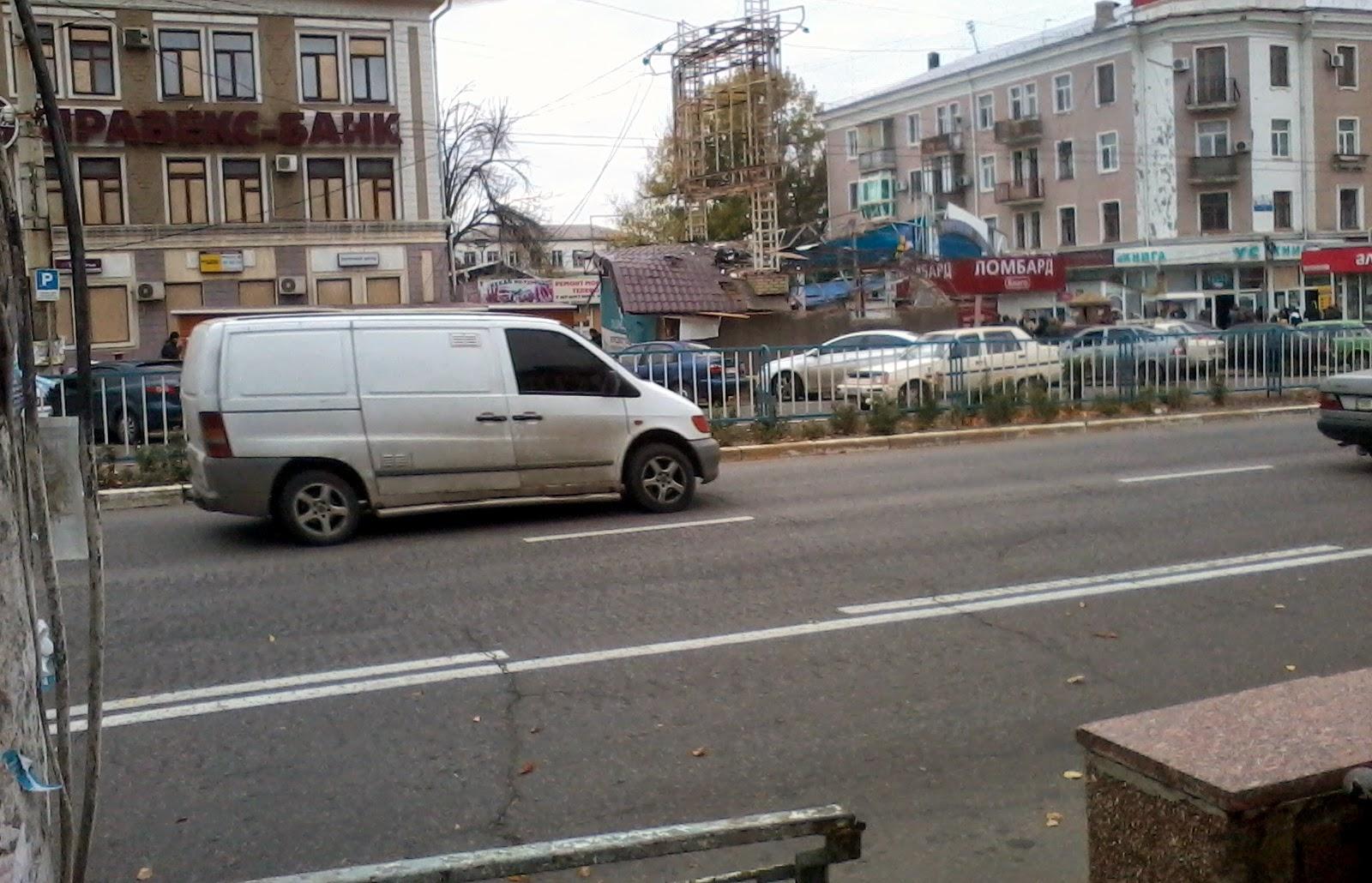 Фото разрушений в центре луганска 5