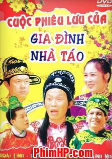 Ảnh Xem hài tết Cuộc phiêu lưu của gia đình nhà Táo (Hài Hoài Linh, Chí Tài, Anh Vũ, Minh Nhí, Hồng Vân, Minh Hoàng)