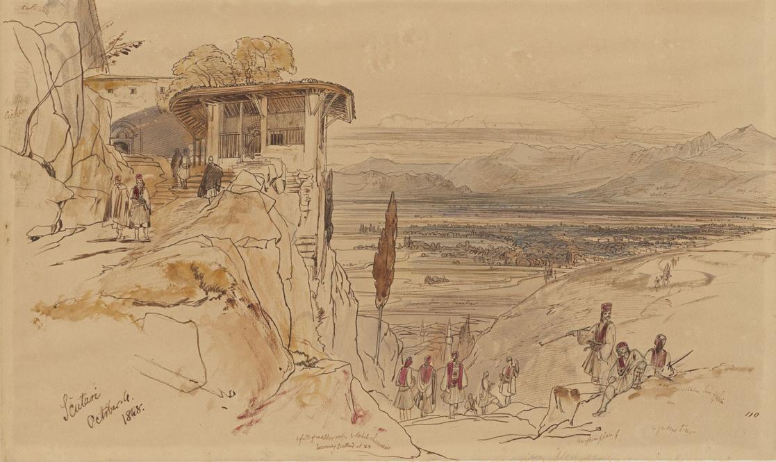 Σκόντρα-Scutari(1848)