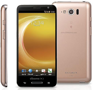 Panasonic Eluga P, Smartphone Jelly Bean Layar 4,7 InciProsesor Quad Core 1.7GHz