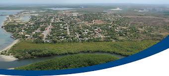 Manzanillo desde el aire