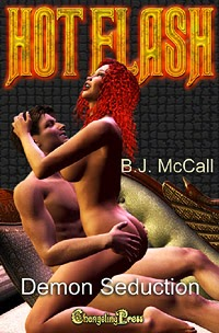 Demon Seduction by B.J. McCall
