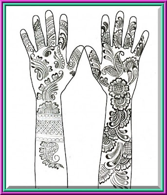 in the regionsimple henna