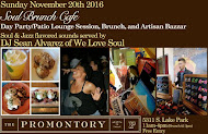 Sunday 11/20: Soul Brunch Cafe @ The Promontory