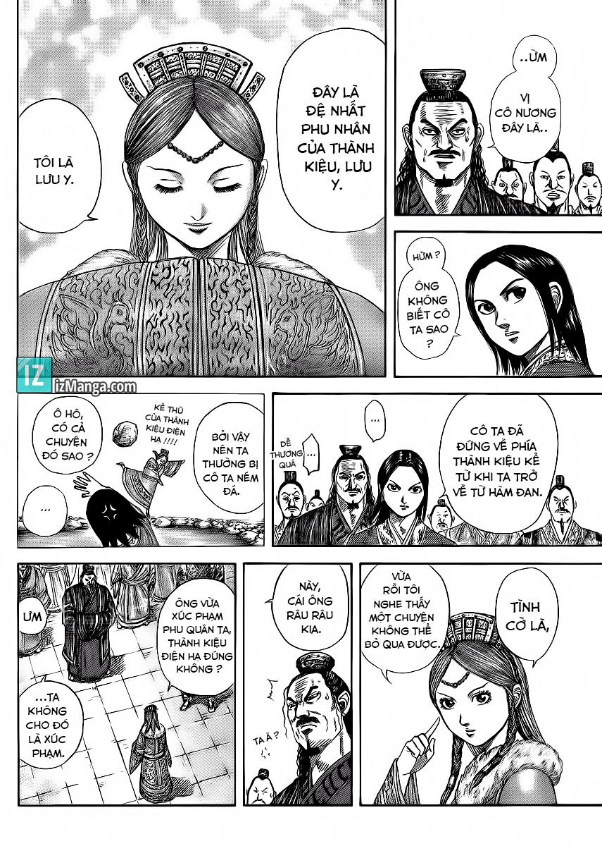 Kingdom - Vương Giả Thiên Hạ Chapter 368 page 15 - IZTruyenTranh.com