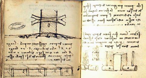 Leonardo da Vinci Köprü Tasarımı