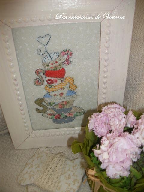 Las creaciones de Victoria. Patchwork. Mini sweet mistery quilt