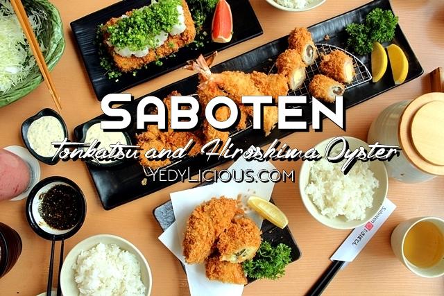Saboten philippines the best tonkatsu in manila and the jumbo saboten glorietta serendra philippines best tonkatsu in manila forumfinder Image collections