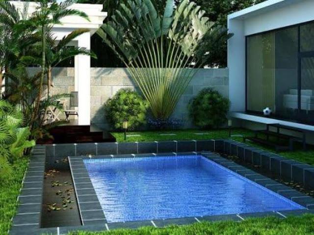 Ada persyaratan khusus yang harus kita penuhi berkaitan dengan perancangan kolam renang pribadi, yaitu space area yang cukup serta anggaran yang memadai