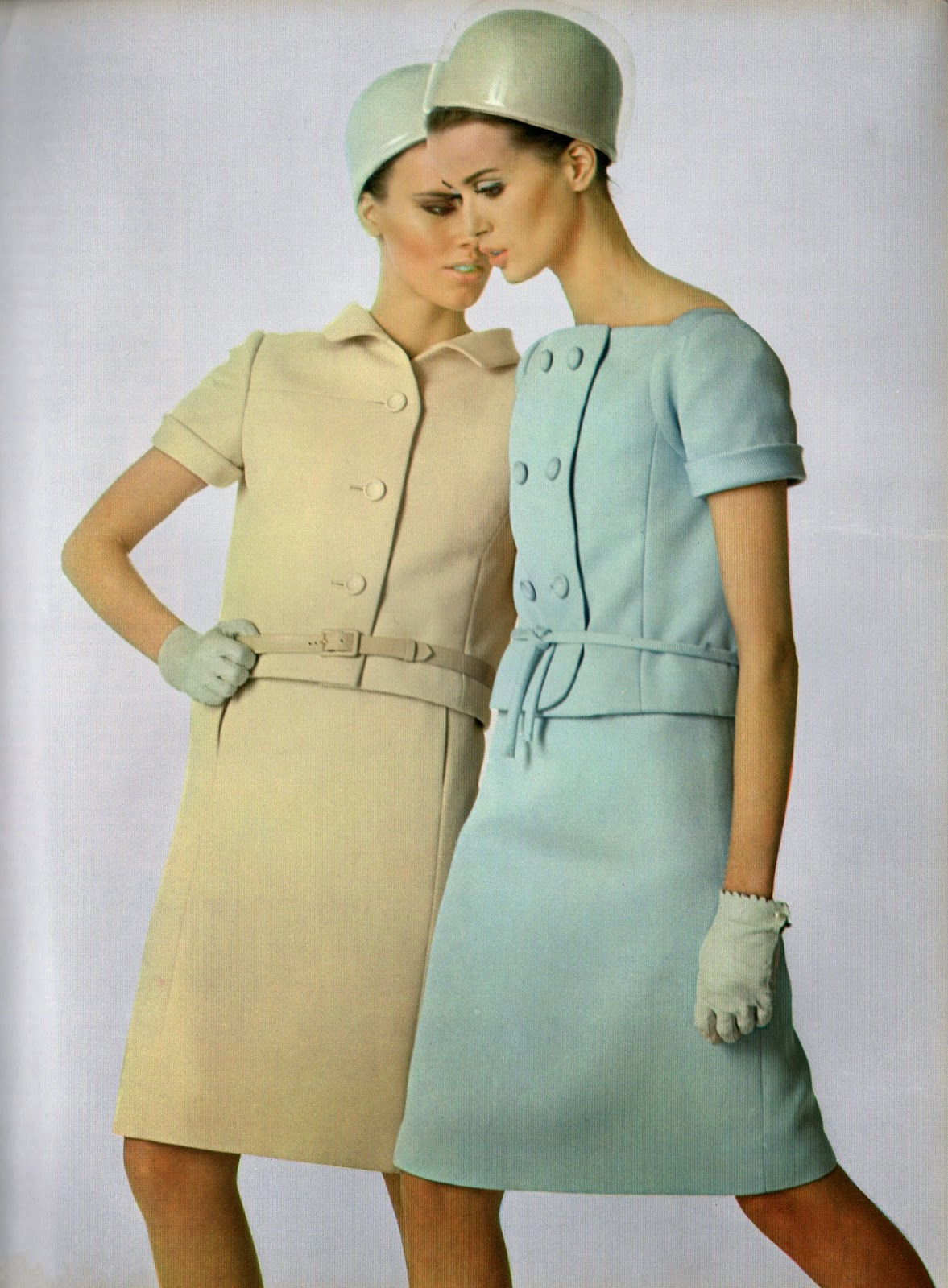 Vintage Von Werth Blog Impressions From Paris Haute Couture Collections Spring Summer 1966