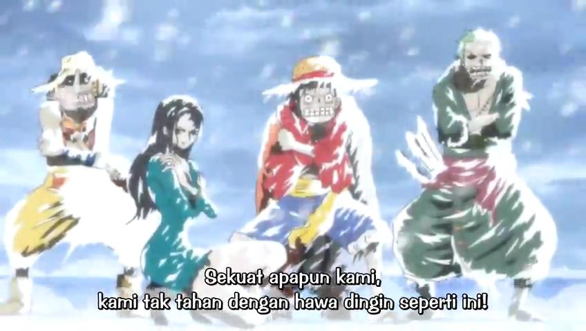 1 One Piece Episode 586 [ Subtitle Indonesia ]