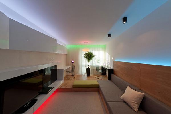 Hogares Frescos: Un Sistema de Iluminación que trae Diversión a tu Hogar