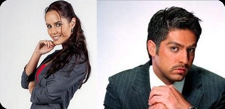 ... Lucía Domínguez y Marco Méndez ¡protagonizarán ¨Las Bandidas