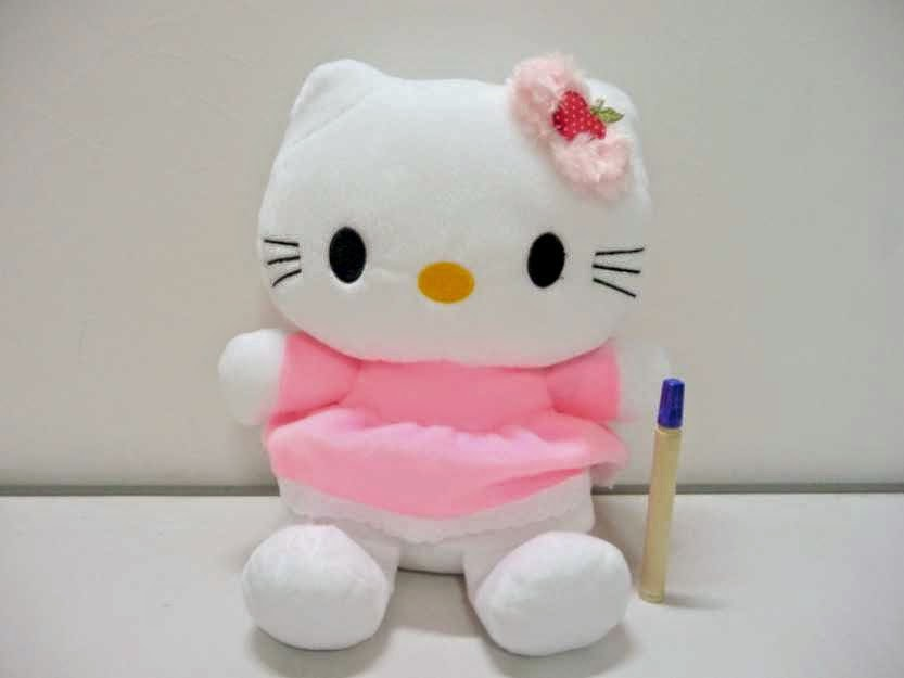 gambar Hello Kitty terbaru
