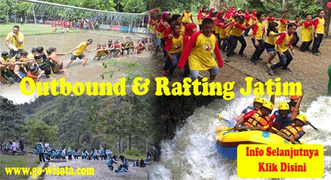 Daftar Harga Paket Rafting & Outbound Jatim