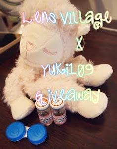 Lens Village x Yuki109 Giveaway