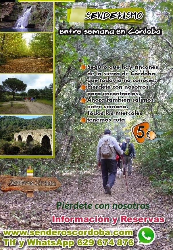Vereda del Pretorio y Villar.miércoles 29/10/2014