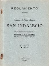 EL CANAL DE SAN INDALECIO