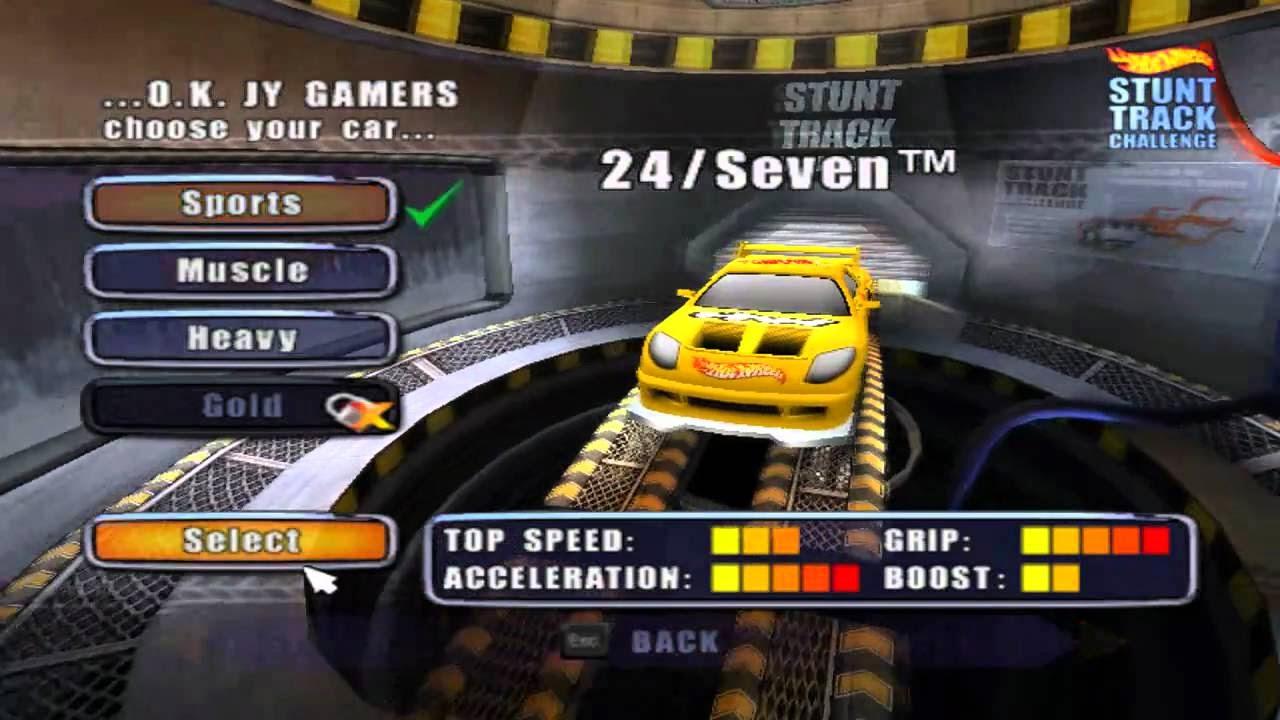 Download Hot Wheels Stunt Track Challenge RIP Compressed