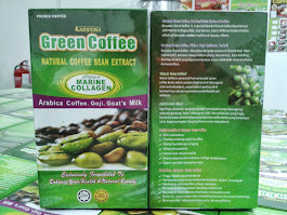 GREEN COFFEE COLLAGEN (OEM)