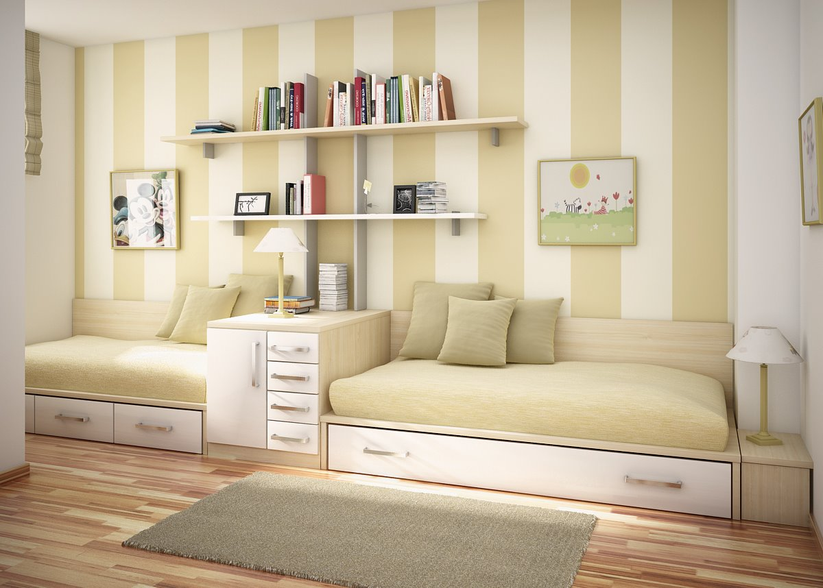 Teen Girl Bedroom Ideas for Small Room