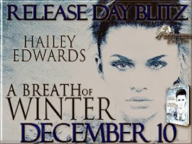 A Breath of Winter by Hailey Edwards