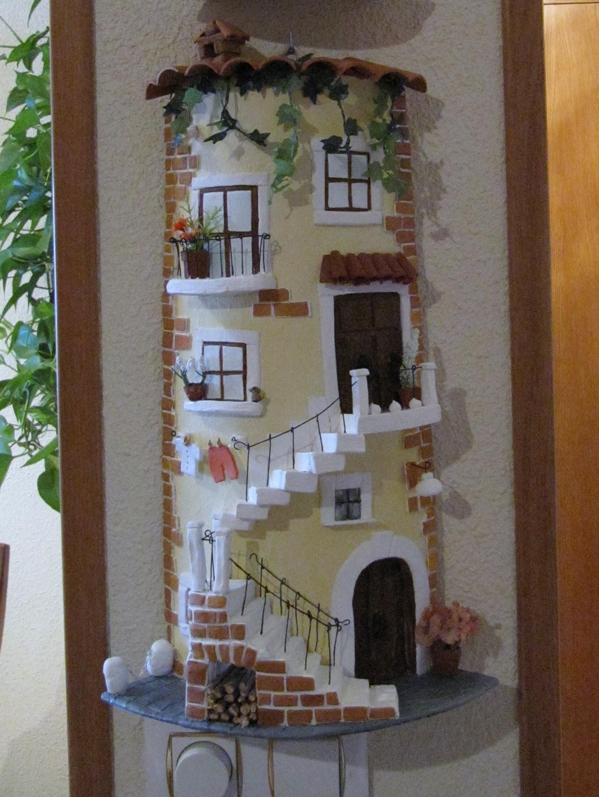 El rinc n de m luisa noviembre 2011 for Puertas de tejas decoradas