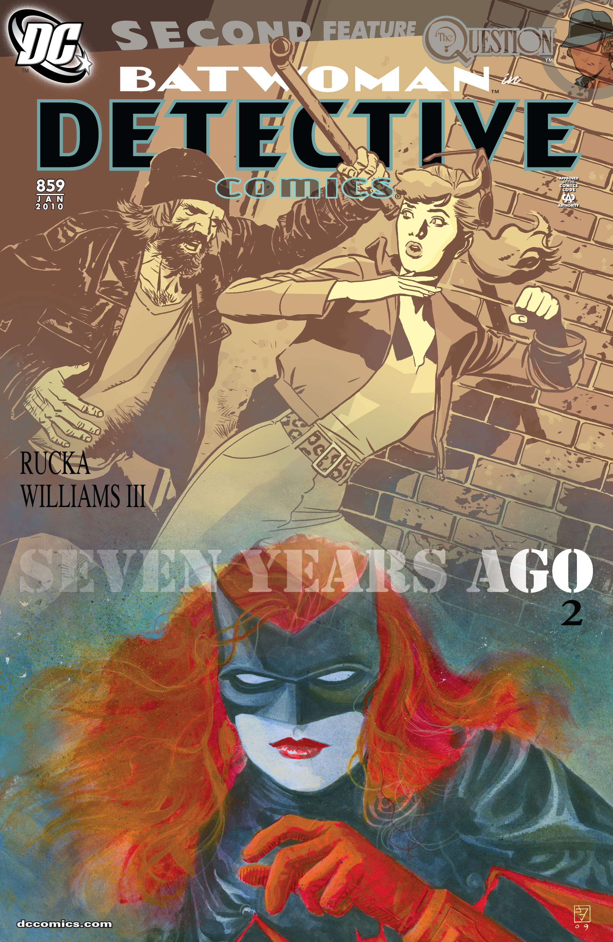 Detective Comics (1937) 859 Page 1